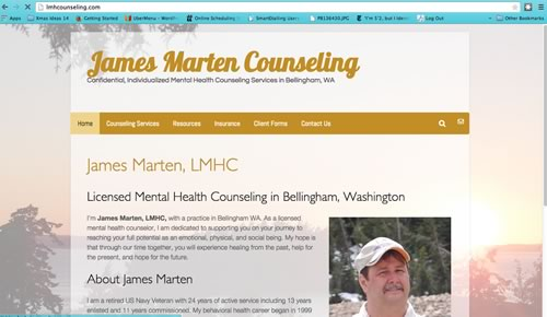 James Marten Counseling